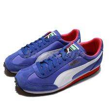 Puma Whirlwind Classic Blue Red Mens Running Shoes Sneakers 351293-69