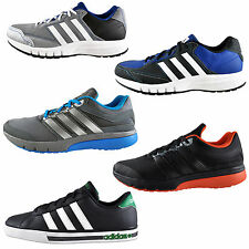 Adidas Mens Trainers Running Gym Casual From