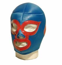 NACHO MEXICAN LUCHA LIBRE LUCHADOR ADULT WRESTLING MASK FANCY DRESS LUCHADORA