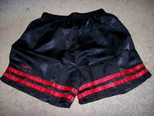 BLACK Adult Sz Torino Soccer Shorts FieldSheer - Upper V