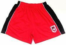 ST GEORGE DRAGONS NRL MENS LIGHT WEIGHT CORE TRAINING GYM SPORTS SHORTS
