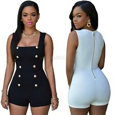 New Women Ladies Summer Playsuit Bodycon Party Clubwear Jumpsuit&Romper Trousers