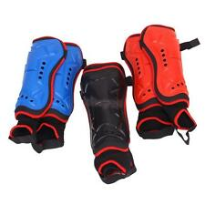 Football Guard Pads Set/Shinguards With Detachable Ankle Sock Soccer Rugby Sport