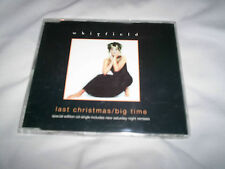 Whigfield - Last Christmas / Bigtime ... (CD Single)