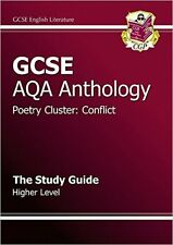 GCSE AQA Anthology Poetry Cluster: Conflict