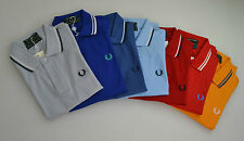 FRED PERRY MAGLIA POLO UOMO-MAN POLO SHIRT TG. 36-38-40-42-44 ART. 30162009