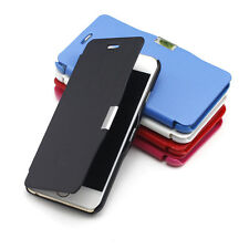 Magnetic Flip Leather Skin Hard Pouch  Case Cover For Apple iPhone