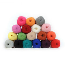 1pc Natural Angola Mohair Cashmere Wool Soft Knitting Yarn Skein 50g 20 Color