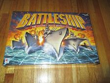 BATTLESHIP  THE CLASSIC NAVAL COMBAT GAME MILTON BRADLEY NEW SEALED