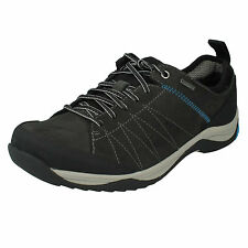 MENS CLARKS LACE UP WATERPROOF CASUAL SPORTY TRAINERS SHOES BAYSTONELO GTX
