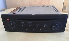 Renault Radio CD Stereo Player Tuner List RENRDW131-10 with Code