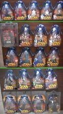 Star Wars Hasbro ROTS 17 Figures Available MOC Every 2nd Ships Free