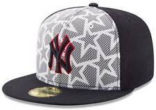 Official MLB 2016 New York Yankees July 4th New Era 59FIFTY Fitted Hat