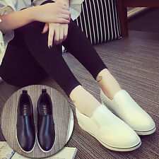 2016 New Fashion Womens Shoes Casual Flats Low Top Loafers Slip Comfortable