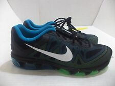 Nike Air Max Tailwind 7 Men Running Shoe Size 10 - 13 Color Black, Blue & Gree