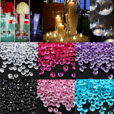 1000PCS 4.5mm Wedding Crystals Diamond Table Confetti Party Supplies Decoration