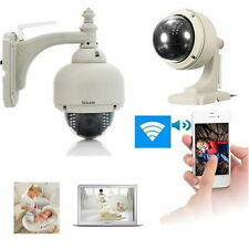 HOT Wireless IP Camera Dome IR Night Vision WiFi IR-Cut Outdoor Security Cam