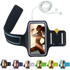 Sports Cycling Running Jogging Gym Armband Arm Band Key Holder Bag Case Cover