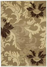 RUGS CONTEMPORARY RUGS AREA RUGS CARPET FLORAL RUGS NEUTRAL RUGS DECOR