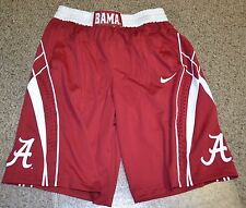 Alabama Crimson Tide Adult Replica Basketball Shorts - Crimson 00032699XALR