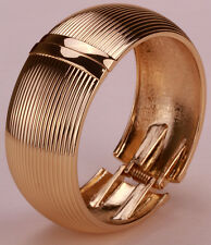 Bangle bracelet gold silver plated cute jewelry gifts for her FT47