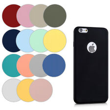 kwmobile TPU SILICONE COVER MAT FOR APPLE IPHONE 6 PLUS / 6S PLUS SOFT CASE