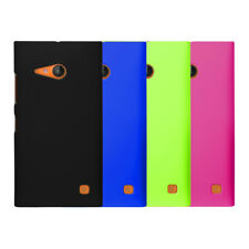 kwmobile GUMMED HARD CASE FOR NOKIA LUMIA 730 / 735 COVER RUBBER BUMPER SHELL