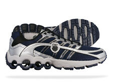 K-SWISS 02499-442 SUPER TUBES RUN 50 Men's (M) Navy/Sil Synthetic Running Shoes