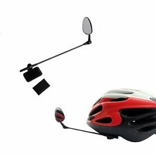 1Pc Bike Bicycle Rear View Helmet Safety Motorcycle Rearview Mirror Durable