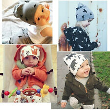 New Unisex Newborn Baby Boy Girl Toddler Infant Cotton Soft Cute Hat Cap