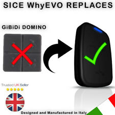 Gibidi Gate Remote Control - Gibidi Domino AU1600 Replacement
