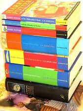 Harry Potter 7 Book Collection  Inc First Edition / First Print J. K. Rowling