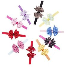 Cute Baby Girls Toddler Headband Bowknot Sequin Hair band Headwear Lot Wholesale