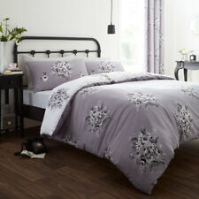 Catherine Lansfield Home Designer Collection Floral Bouquet Duvet Cover Set