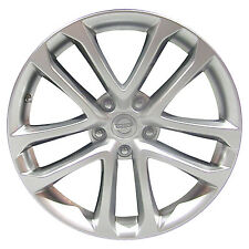 OEM Remanufactured 18x7.5 Aluminum Alloy Wheel, Rim Chrome Plated - 62521