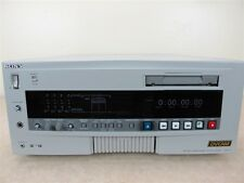 Sony DSR-85 DVCAM Player / Recorder with SDI - Low Hours