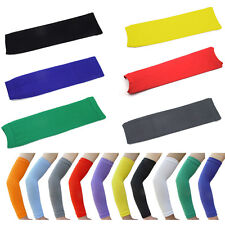 Basketball Baseball Shooting Sleeve Sport Stretch Wristband Arm Band Sleeve LK
