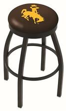 University of Wyoming Cowboys Counter Height Bar Stool Barstool