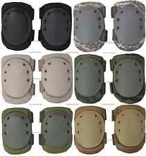 Tactical Protective Gear Knee Pads All Purpose Use Protection Paintball Hunting