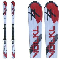 Skiing occasion Volkl Unlimited AC 7.24 + fixings