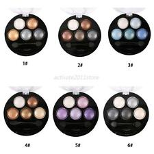 5 Colors Makeup Shimmer Eyeshadow Palette Kit Beauty Make up Travel Eye Shadow