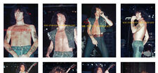 AC/DC BON SCOTT  PHOTOS    BUY 1,2...OR ALL 8 X 12 inch photo (s) ANGUS YOUNG