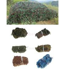 2x3 Meters Army Military Hunting Camping Woodland Camo Net Camouflage Netting