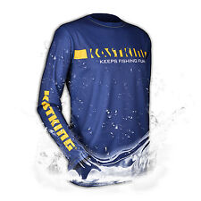 Uv long sleeve fishing shirt ebay for Spf shirts for fishing