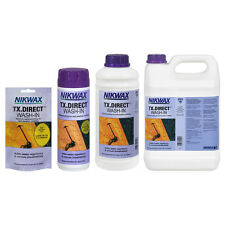 Nikwax TX Direct Wash-in wash-in waterproofing for wet weather clothing