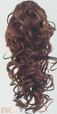 Curly Ponytail Hairpiece w/Drawstring Pageant Hairdo