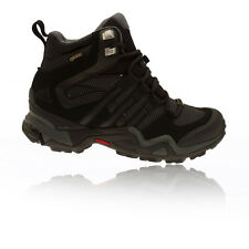 Adidas Fast X High Womens Black Gore Tex Waterproof Walking Hiking Shoes