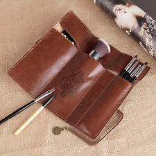 Twilight New Moon Leather Make up Cosmetic Pen Pencil Case Pouch Purse Bag IM