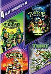 4 Film Favorites: Teenage Mutant Ninja Turtles (Teenage Mutant Ninja Turtles, T