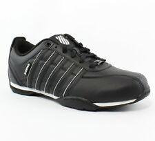 K-Swiss Arvee 1.5 Black/White Shoes Mens M New $86